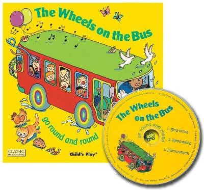 The Wheels on the Bus Go Round and Round -