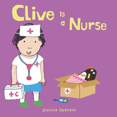 Clive is a Nurse - pr_67754
