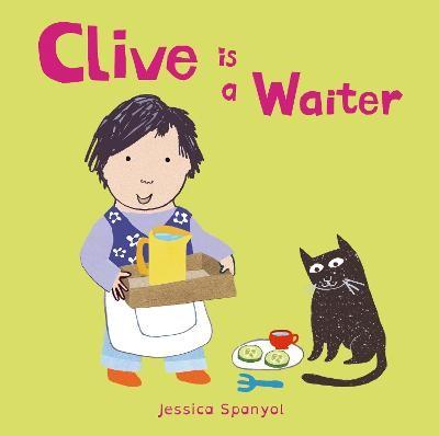 Clive is a Waiter - pr_67751