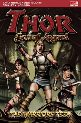 Thor Son of Asgard -