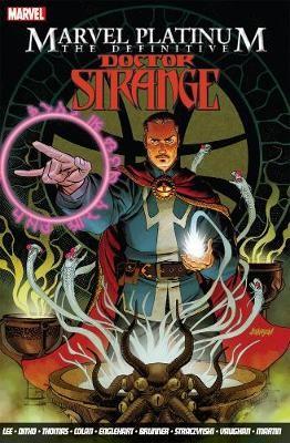 Marvel Platinum: The Definitive Doctor Strange - pr_30717