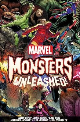 Monsters Unleashed! - pr_13079