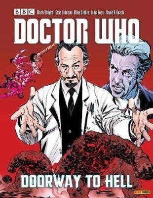 Doctor Who Vol. 25: Doorway To Hell - pr_211096