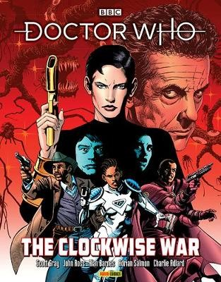 Doctor Who: The Clockwise War -