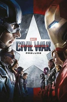 Marvel Cinematic Collection Vol. 7: Captain America Civil War Prelude -