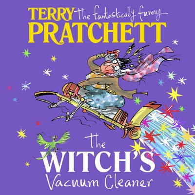The Witch's Vacuum Cleaner -