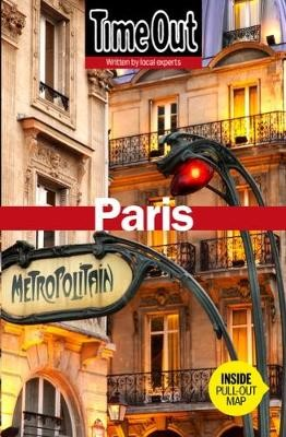 Time Out Paris City Guide -