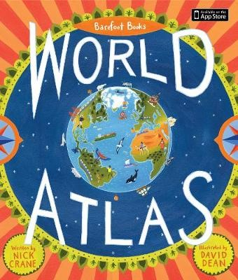 Barefoot Books World Atlas -