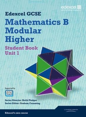GCSE Mathematics Edexcel 2010: Spec B Higher Unit 1 Student Book - pr_17543