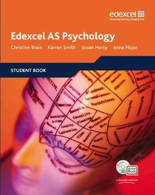Edexcel AS Psychology Student Book + ActiveBook with CDROM - pr_17662