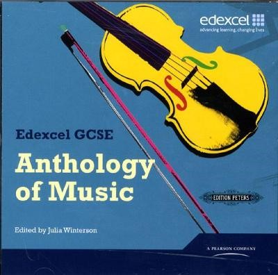 Edexcel GCSE Music Anthology CD - pr_17659