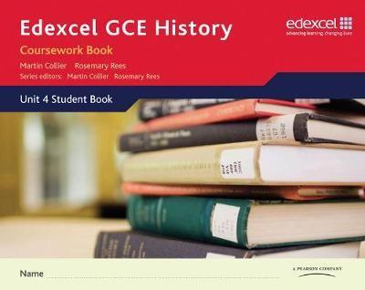 Edexcel GCE History A2 Unit 4 Coursework Book - pr_17576