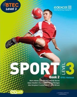 BTEC Level 3 National Sport  Book 2 -