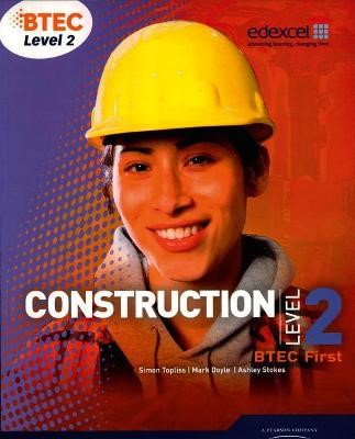 BTEC Level 2 First Construction Student Book - pr_17500