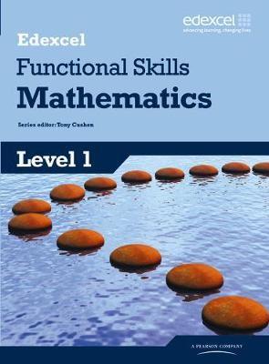 Edexcel Functional Skills Mathematics Level 1 Student Book -