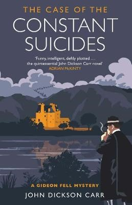 The Case of the Constant Suicides -