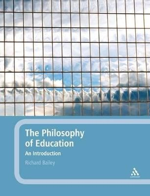 The Philosophy of Education -