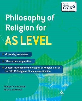 Philosophy of Religion for AS Level - pr_16682