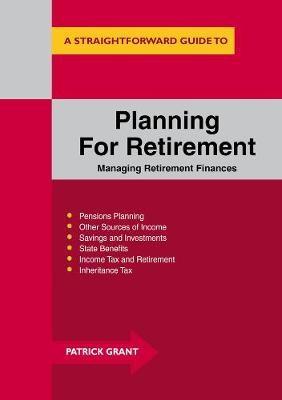 Planning For Retirement: Managing Retirement Finances - pr_116718