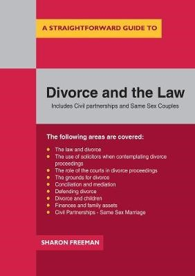A Straightforward Guide To Divorce And The Law - pr_30719