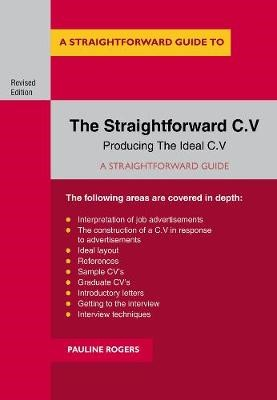 The Straightforward C.v. -