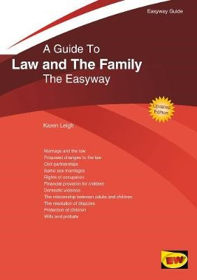 A Guide To Law And The Family -