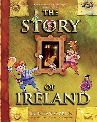 The Story of Ireland - pr_61473