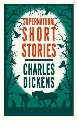 Supernatural Short Stories -