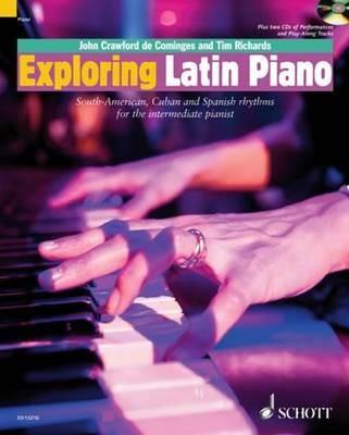 Exploring Latin Piano -