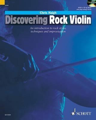 Discovering Rock Violin - pr_16915