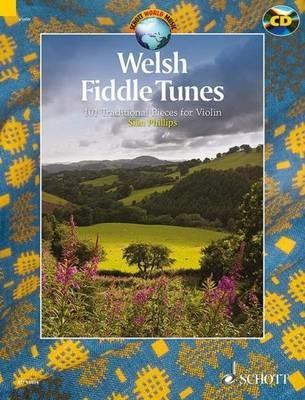 Welsh Fiddle Tunes - pr_16961