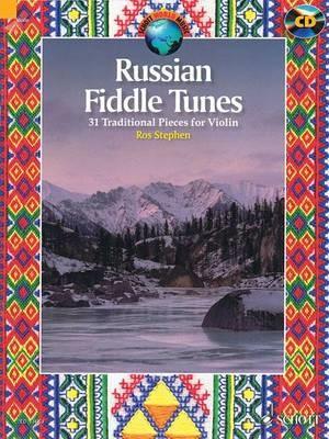 Russian Fiddle Tunes - pr_16949