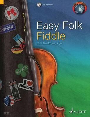 Easy Folk Fiddle - pr_16996