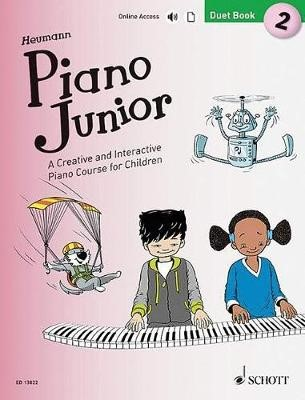 Piano Junior Duet - pr_16911