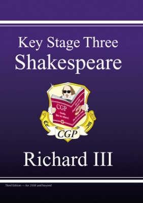 KS3 English Shakespeare Test Guide - Richard III - pr_306968