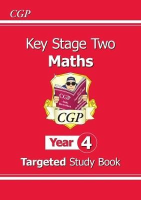 KS2 Maths Targeted Study Book - Year 4 - pr_16346