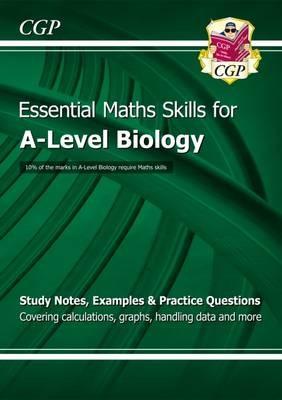 A-Level Biology: Essential Maths Skills - pr_20239