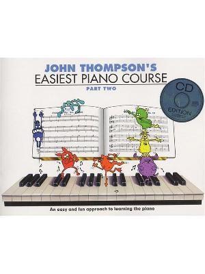 John Thompson's Easiest Piano Course -