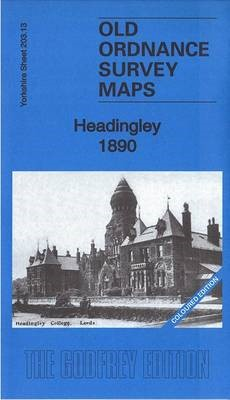 Headingley 1890: Yorkshire Sheet 203.13a - pr_1752120