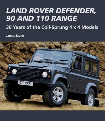 Land Rover Defender, 90 and 110 Range - pr_250915