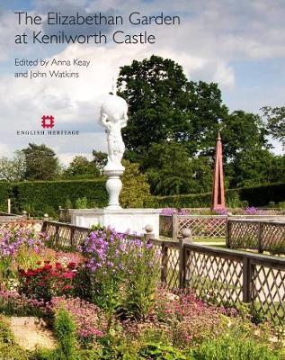 The Elizabethan Garden at Kenilworth Castle -