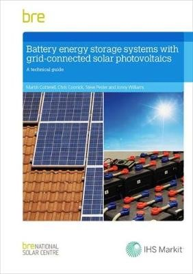 Battery Energy Storage Systems with Grid-connected Solar Photovoltaics - pr_341597