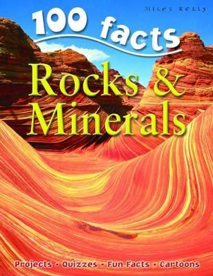 100 Facts Rocks & Minerals - pr_81541