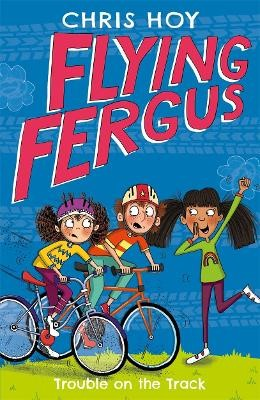 Flying Fergus 8: Trouble on the Track - pr_119587