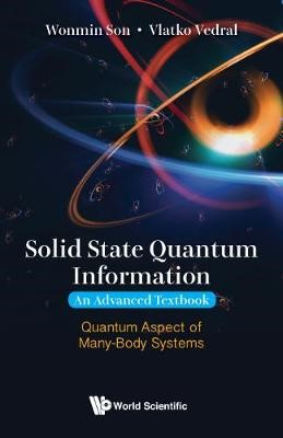 Solid State Quantum Information -- An Advanced Textbook: Quantum Aspect Of Many-body Systems - pr_341618