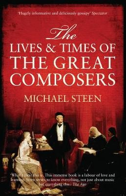 The Lives and Times of the Great Composers - pr_285101