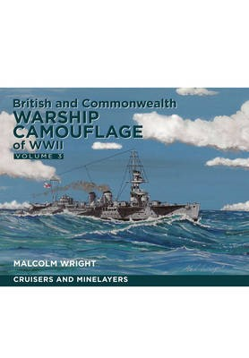 British and Commonwealth Warship Camouflage of WW II: Vol 3 - pr_406678