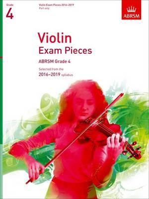 Violin Exam Pieces 2016-2019 Grade 4 - pr_275219