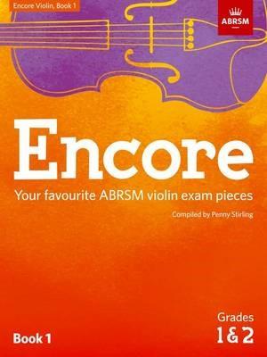 Encore Violin, Book 1, Grades 1 & 2 -