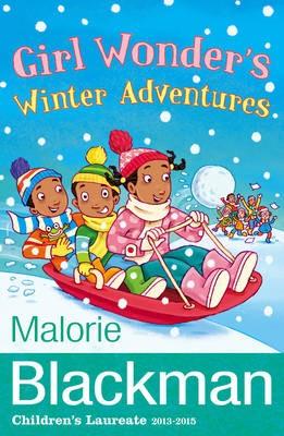 Girl Wonder's Winter Adventures - pr_119451